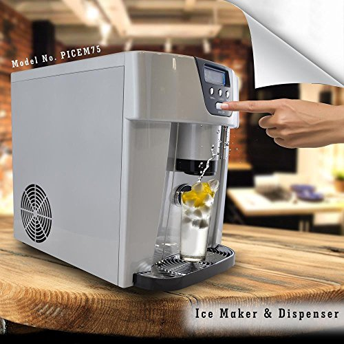 This Countertop Ice Maker Machine In The Picture Above Is FANTASTIC U2013 And  Wow, What A Great Price Today! (check Current Price Here).