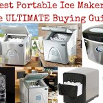best portable ice makers buying guide