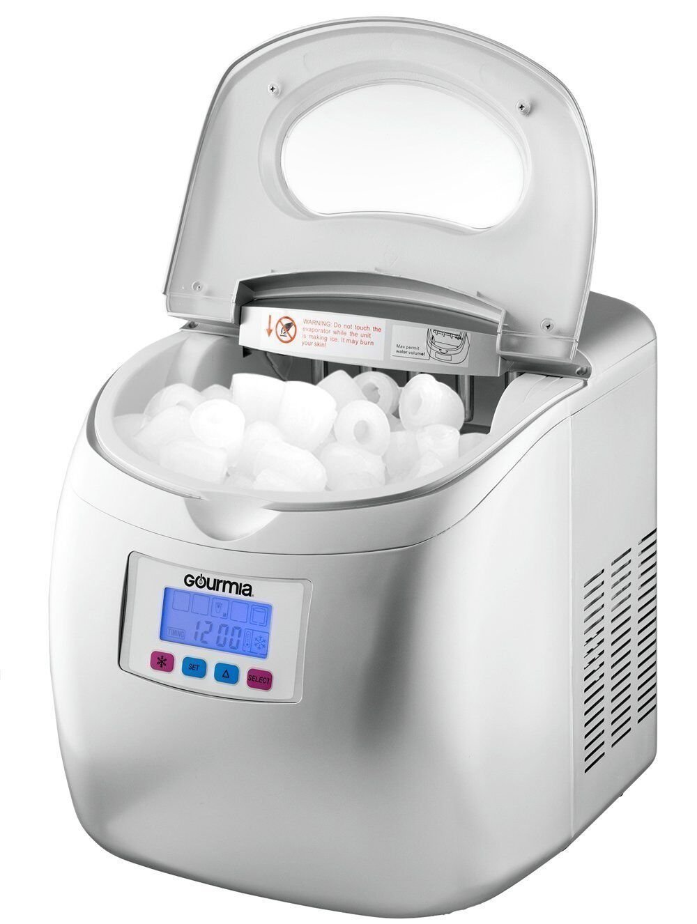 Sonic Ice Maker Capacity Portable Ice Maker The Ultimate