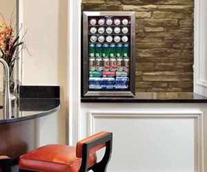 Best Home Bar Refrigerator.  We're always asked, Which is the BEST refrigerator for a home bar?  Here's our top 10 list from best to worst